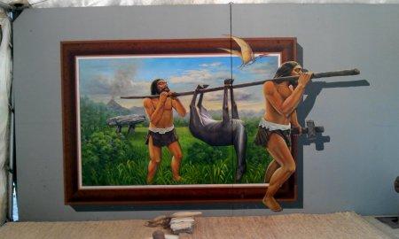 Una rivelazione incredibile! Nella Corea del Neolitico gli pterodattili non erano ancora estinti!