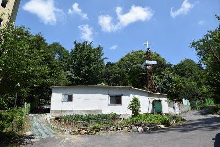 Decadenza e fede: la chiesa protestante Chungŭn da qualche parte a Seoul